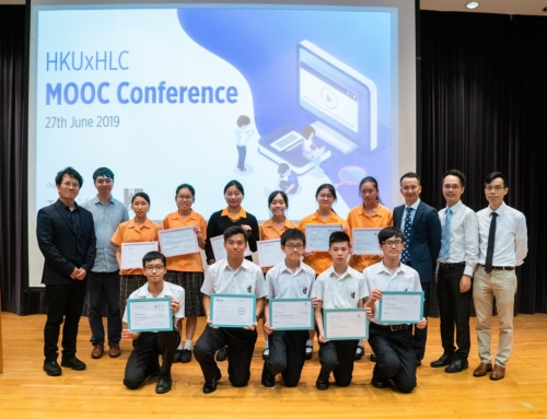 (Video): HKUxHLC MOOC Collaboration and HLC Scholar Scheme